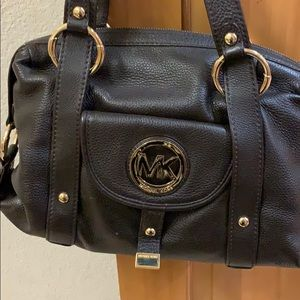 Brown Michael Kors bag